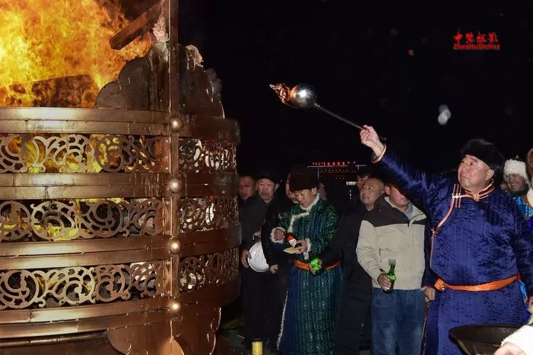 蒙古族祭火流淌出来的年味 第33张 蒙古族祭火流淌出来的年味 蒙古文化