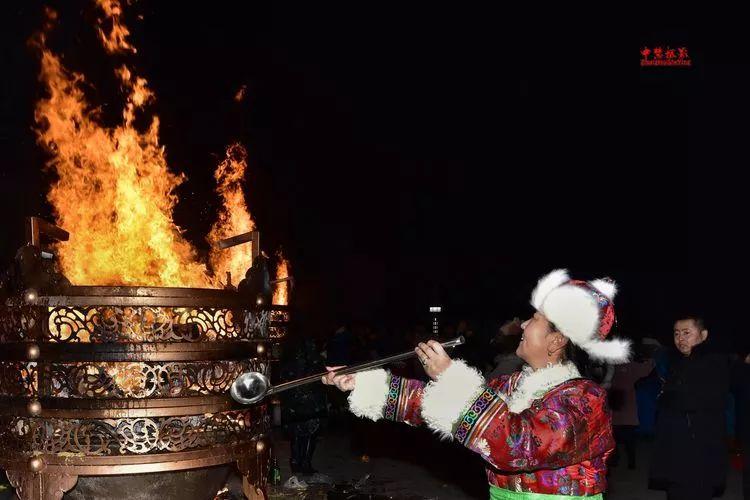 蒙古族祭火流淌出来的年味 第36张 蒙古族祭火流淌出来的年味 蒙古文化