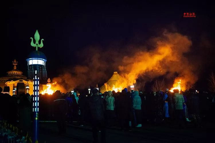 蒙古族祭火流淌出来的年味 第42张 蒙古族祭火流淌出来的年味 蒙古文化