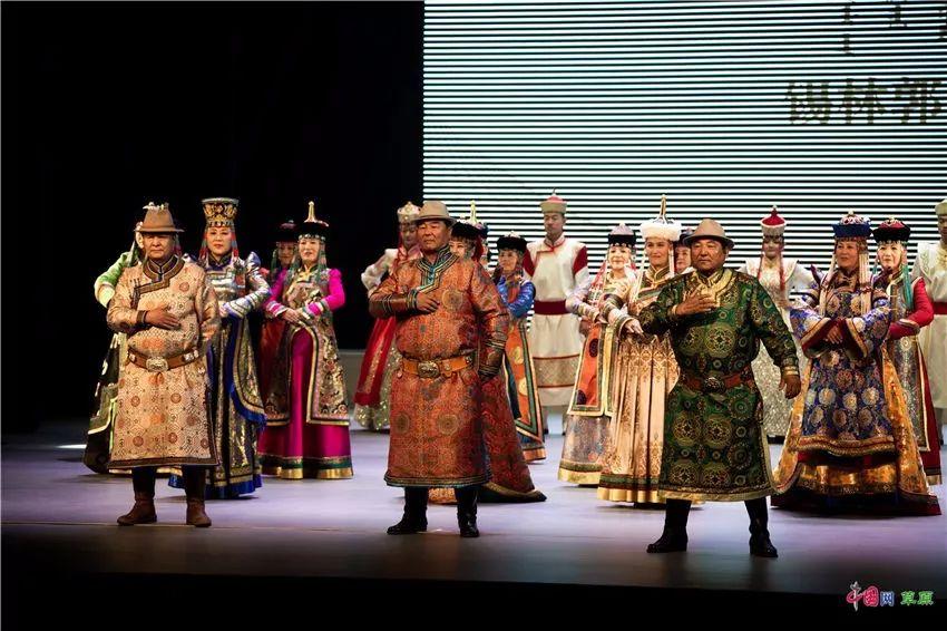 第十六届蒙古族服装服饰艺术节,绚丽多彩的蒙古袍 第36张
