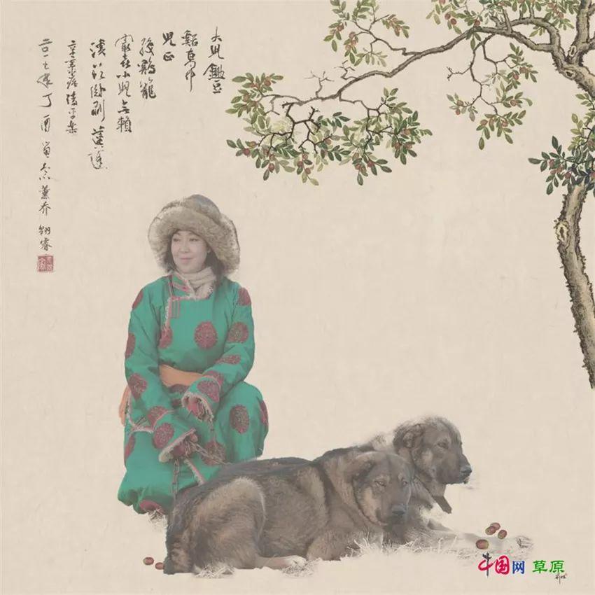 40年,草原上的光阴故事:|新年穿新衣,蒙古袍有哪些讲究?