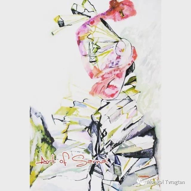 ᠤᠷᠠᠨ ᠵᠢᠷᠤᠭ -ᠪ᠂ ᠰᠠᠷᠨᠠᠢ  萨日乃美术作品 第10张 ᠤᠷᠠᠨ ᠵᠢᠷᠤᠭ -ᠪ᠂ ᠰᠠᠷᠨᠠᠢ  萨日乃美术作品 蒙古画廊