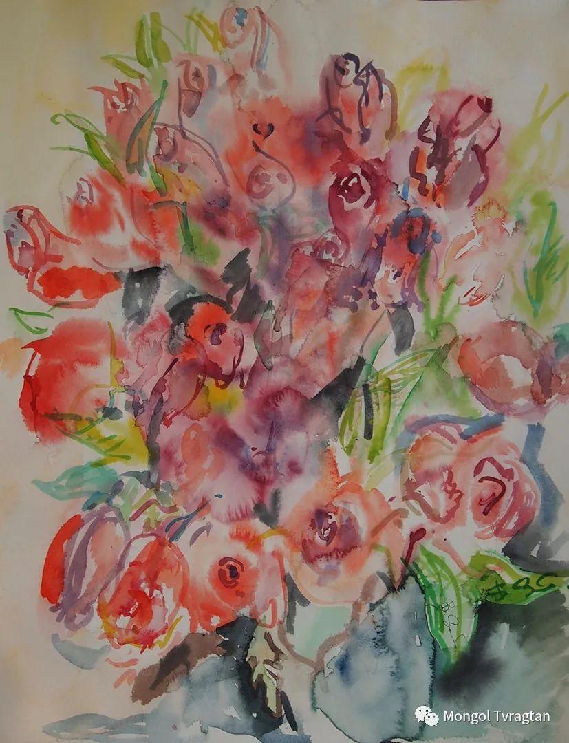 ᠤᠷᠠᠨ ᠵᠢᠷᠤᠭ -ᠪ᠂ ᠰᠠᠷᠨᠠᠢ  萨日乃美术作品 第12张 ᠤᠷᠠᠨ ᠵᠢᠷᠤᠭ -ᠪ᠂ ᠰᠠᠷᠨᠠᠢ  萨日乃美术作品 蒙古画廊