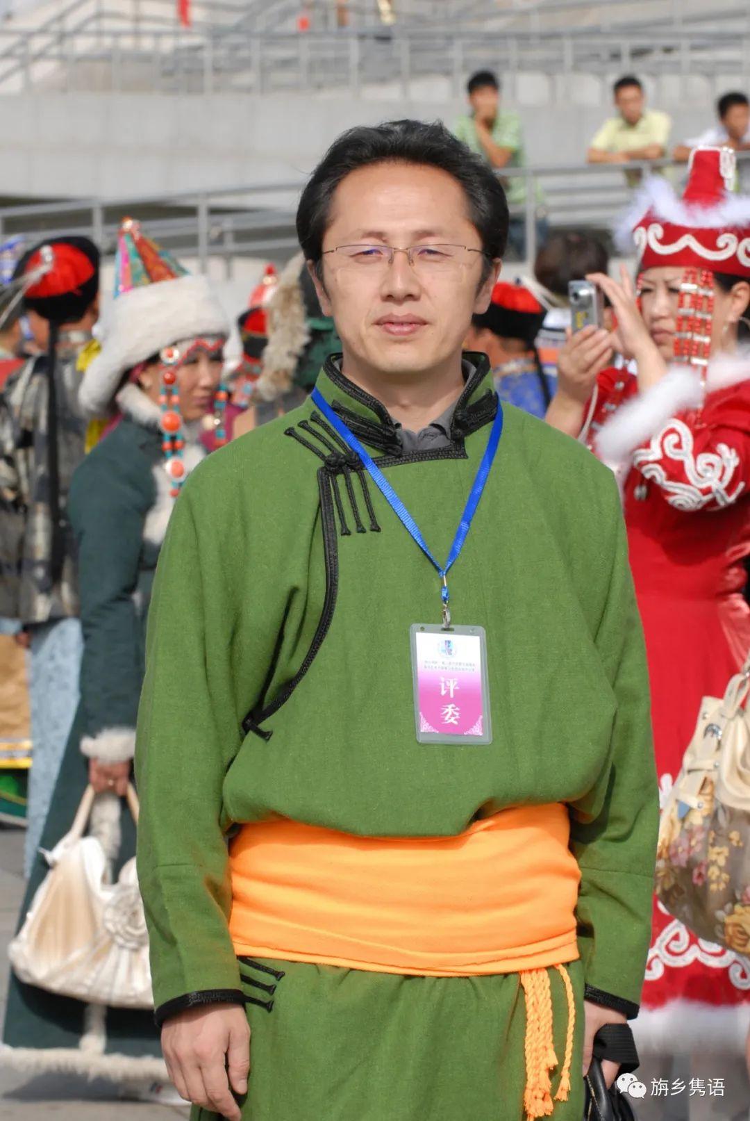 那仁夫谈民族文化与艺术创作 第2张 那仁夫谈民族文化与艺术创作 蒙古画廊