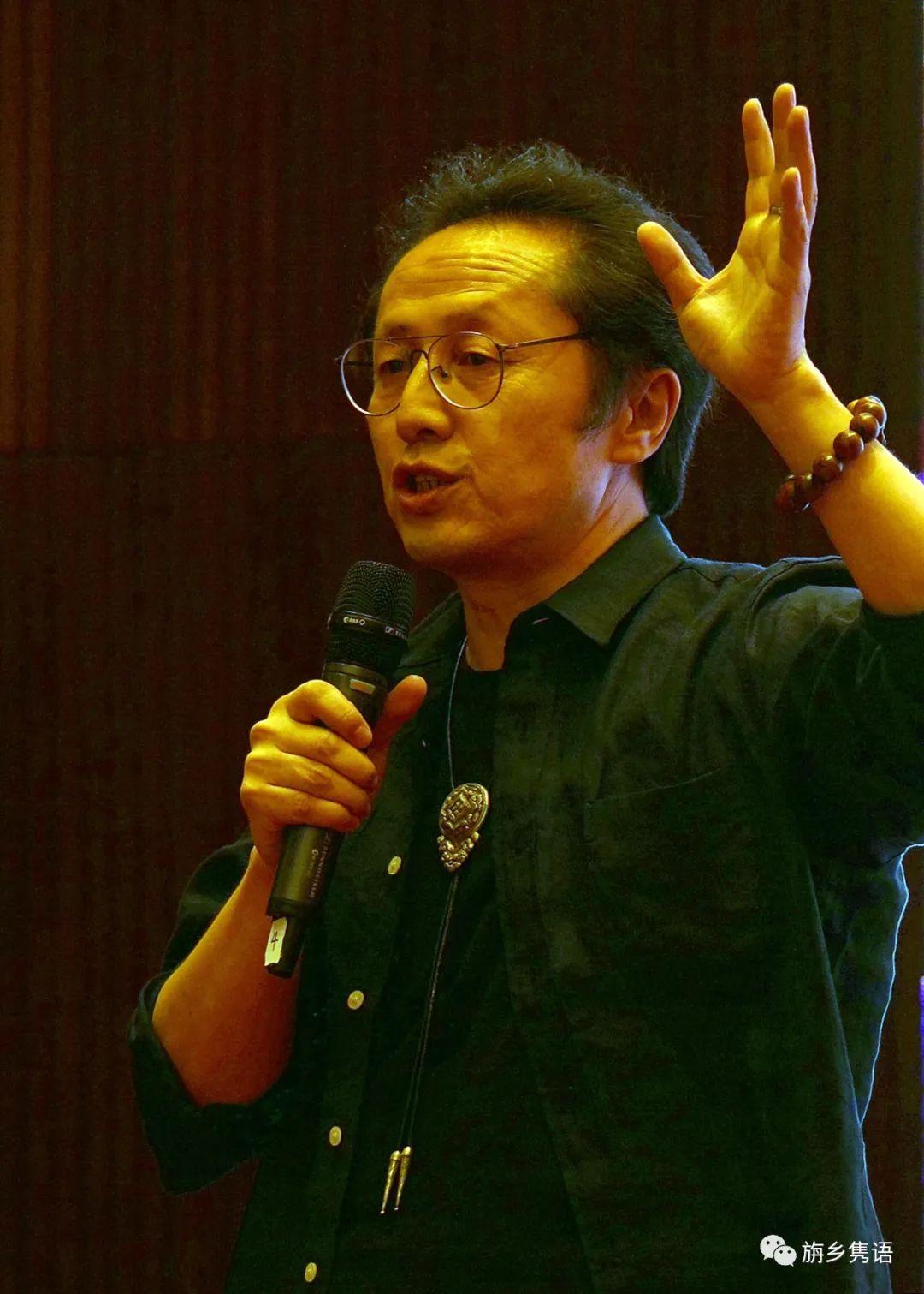 那仁夫谈民族文化与艺术创作 第3张 那仁夫谈民族文化与艺术创作 蒙古画廊