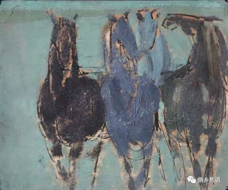 那仁夫谈民族文化与艺术创作 第13张 那仁夫谈民族文化与艺术创作 蒙古画廊