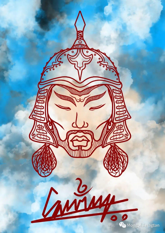 蒙古插画师 散其尔ᠮᠣᠩᠭᠣᠯ ᠵᠢᠷᠤᠭᠠᠴᠢ ᠆᠆᠆ ᠭᠣᠴᠢᠳ ᠣᠨ ᠰᠠᠨᠢᠴᠢᠷ 第2张 蒙古插画师 散其尔ᠮᠣᠩᠭᠣᠯ ᠵᠢᠷᠤᠭᠠᠴᠢ ᠆᠆᠆ ᠭᠣᠴᠢᠳ ᠣᠨ ᠰᠠᠨᠢᠴᠢᠷ 蒙古画廊