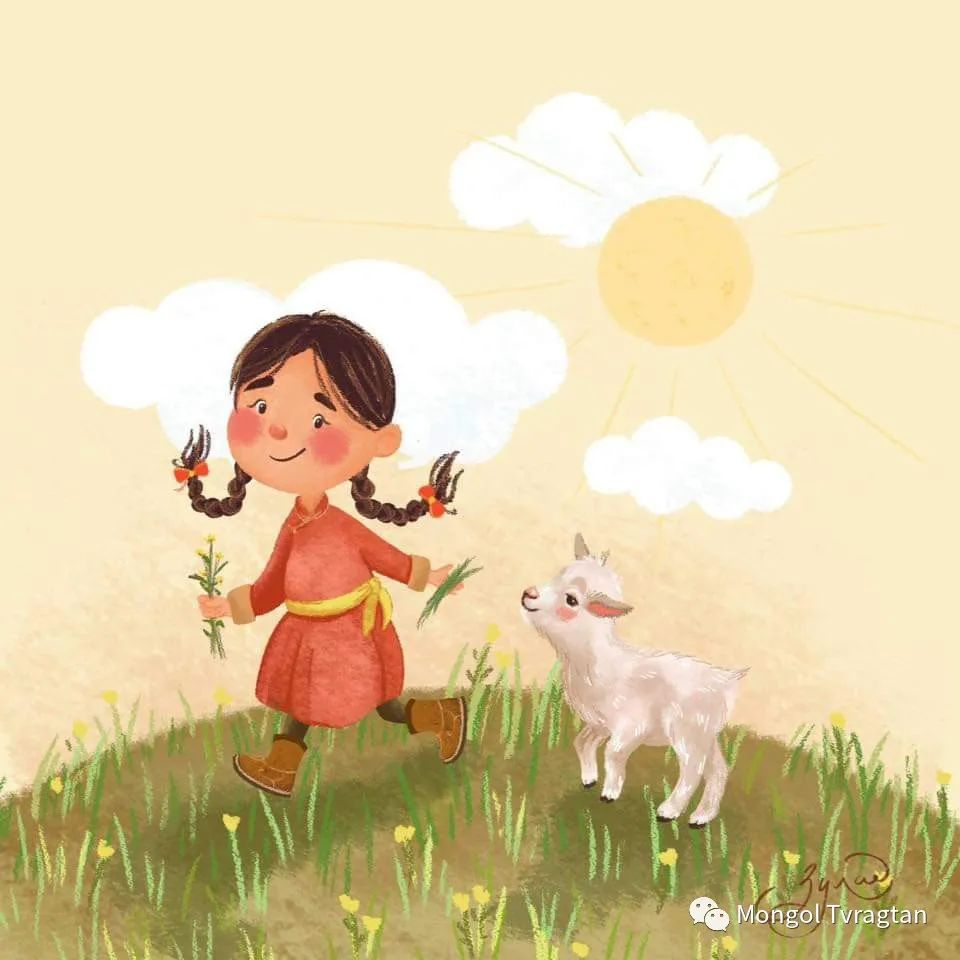 插画师-朱拉 第11张 插画师-朱拉 蒙古画廊