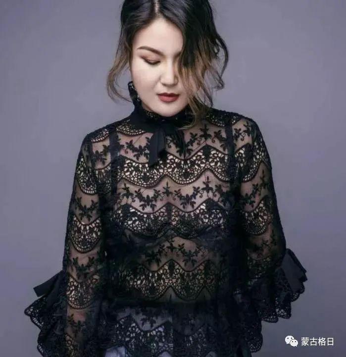 蒙古族美女娜日莎:人美、歌美、嗓音美、专辑美!