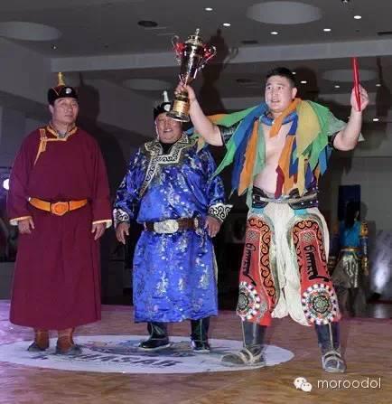 卐【蒙古博克】千人跤王-阿拉坦苏和图集 第8张