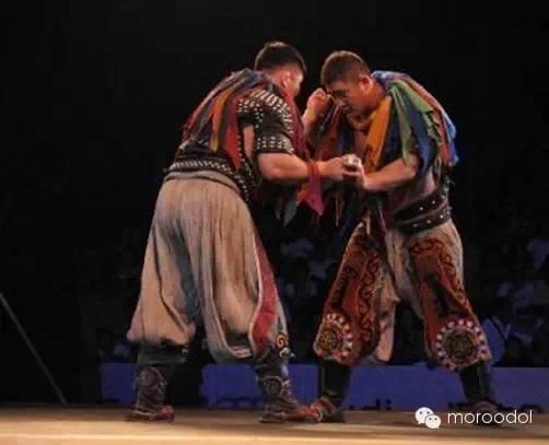 卐【蒙古博克】千人跤王-阿拉坦苏和图集 第19张
