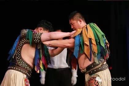卐【蒙古博克】千人跤王-阿拉坦苏和图集 第21张