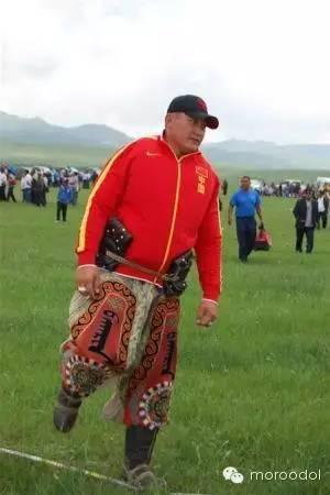 卐【蒙古博克】千人跤王-阿拉坦苏和图集 第22张