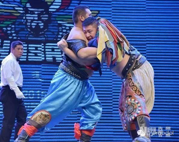 卐【蒙古博克】千人跤王-阿拉坦苏和图集 第25张