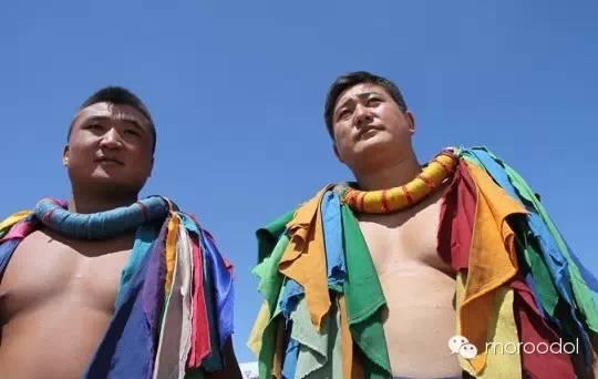 卐【蒙古博克】千人跤王-阿拉坦苏和图集 第32张