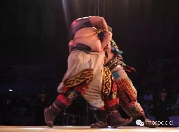 卐【蒙古博克】千人跤王-阿拉坦苏和图集 第41张