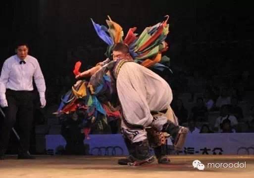 卐【蒙古博克】千人跤王-阿拉坦苏和图集 第40张