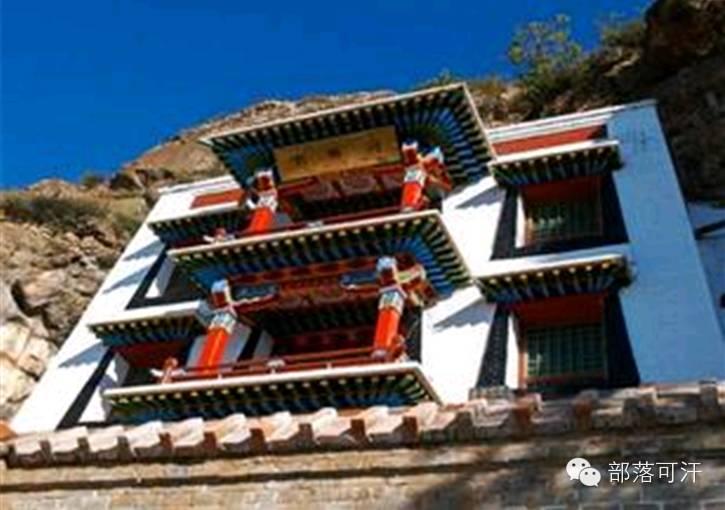 蒙古族建筑文化之宗教建筑(呼和浩特) 第7张