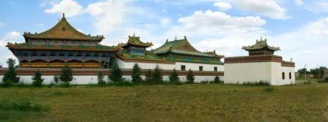 蒙古族建筑文化之鄂尔多斯市  (五) 第3张 蒙古族建筑文化之鄂尔多斯市  (五) 蒙古文化