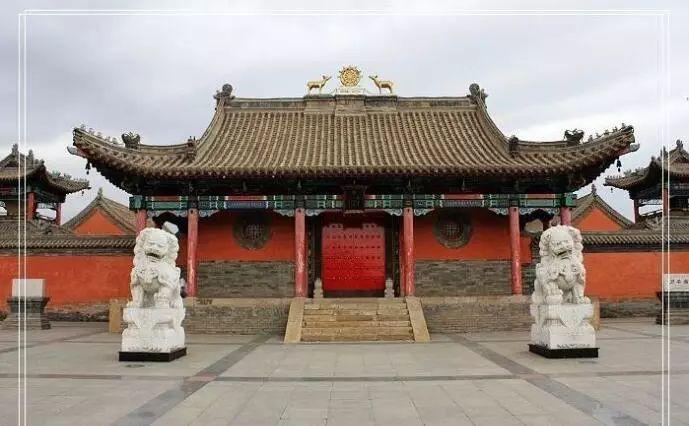 蒙古族建筑文化之锡林郭勒 (七) 第1张