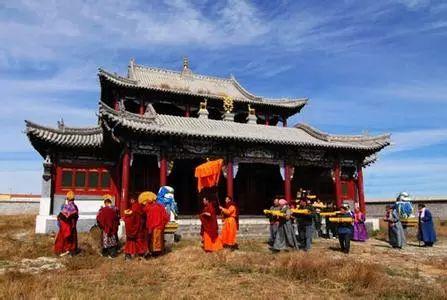 蒙古族建筑文化之锡林郭勒 (七) 第3张
