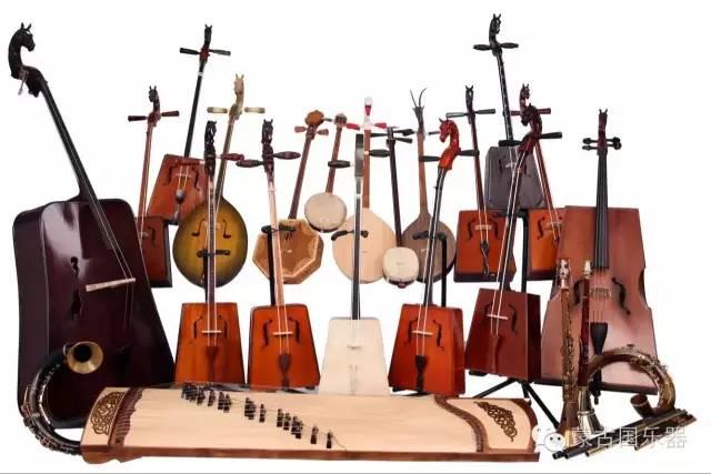 蒙古国乐器