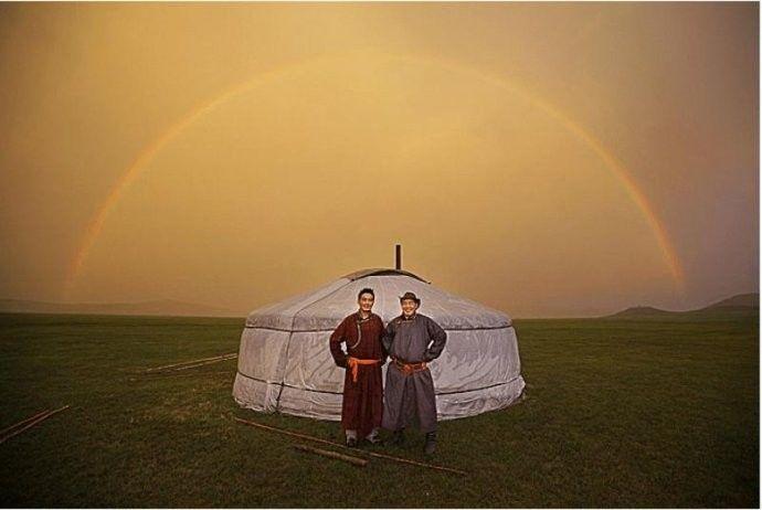 保加利亚摄影师镜头下的蒙古游牧生活 ... 第30张 保加利亚摄影师镜头下的蒙古游牧生活 ... 蒙古文化