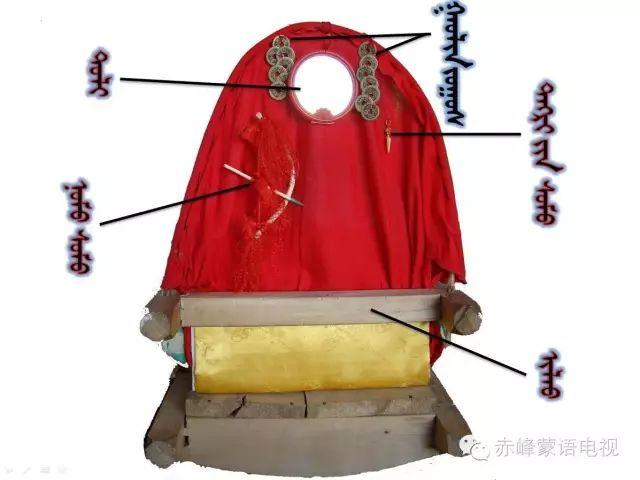 蒙古族关于摇篮的习俗 第6张 蒙古族关于摇篮的习俗 蒙古文库