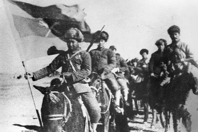 纪录片《内蒙古骑兵》观后感——内蒙古大学高明霞教授 第6张