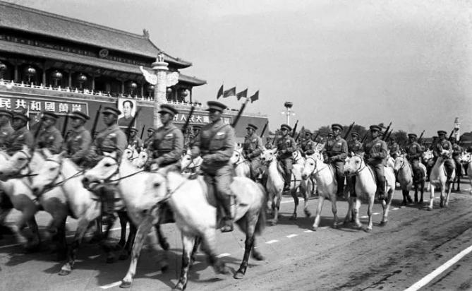 纪录片《内蒙古骑兵》观后感——内蒙古大学高明霞教授 第7张