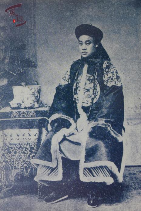 喀喇沁右旗札萨克亲王——贡桑诺尔布 第1张 喀喇沁右旗札萨克亲王——贡桑诺尔布 蒙古文化