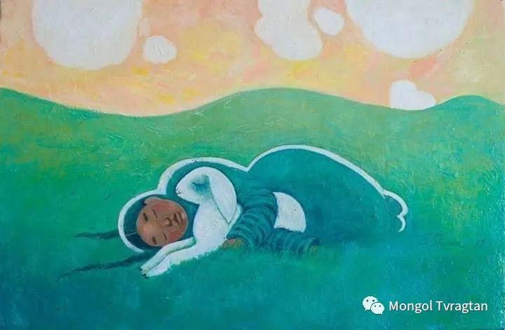 希仁其木格插图ᠤᠷᠠᠨ ᠵᠢᠷᠤᠭ- ᠱᠢᠷᠦᠨᠴᠡᠴᠡᠭ 第9张 希仁其木格插图ᠤᠷᠠᠨ ᠵᠢᠷᠤᠭ- ᠱᠢᠷᠦᠨᠴᠡᠴᠡᠭ 蒙古画廊
