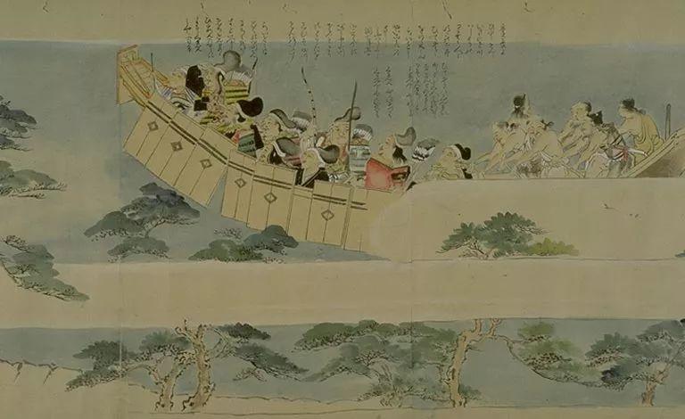 日本传世名画《蒙古袭来绘词》 第15张