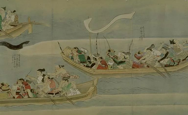 日本传世名画《蒙古袭来绘词》 第18张