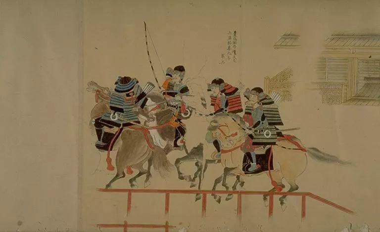 日本传世名画《蒙古袭来绘词》 第21张