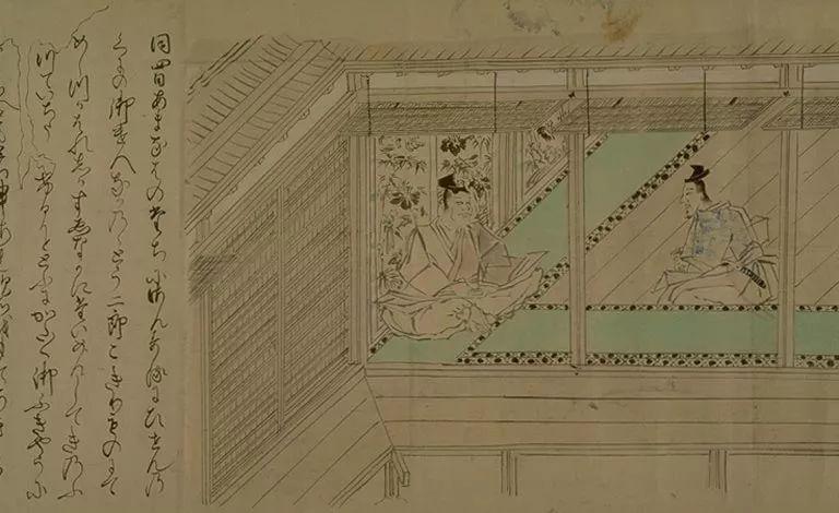 日本传世名画《蒙古袭来绘词》 第37张