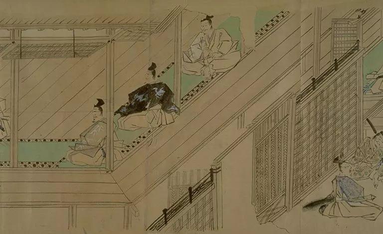 日本传世名画《蒙古袭来绘词》 第36张