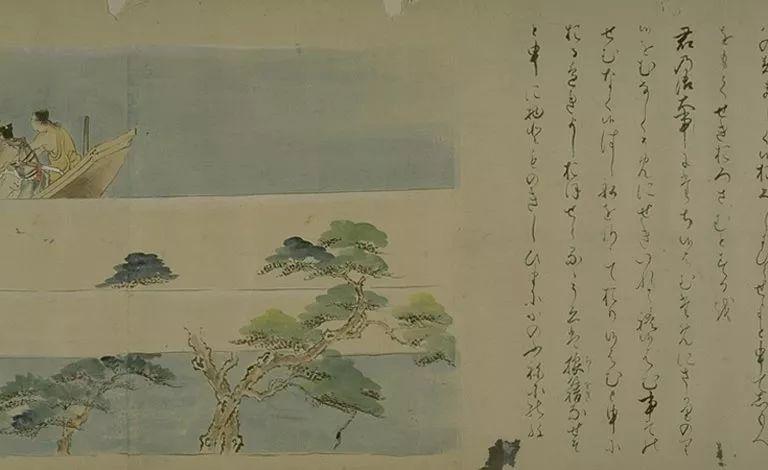 日本传世名画《蒙古袭来绘词》 第39张