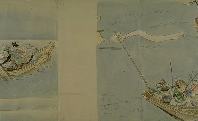 日本传世名画《蒙古袭来绘词》 第42张