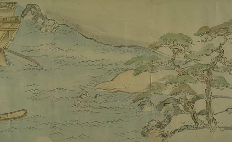 日本传世名画《蒙古袭来绘词》 第41张