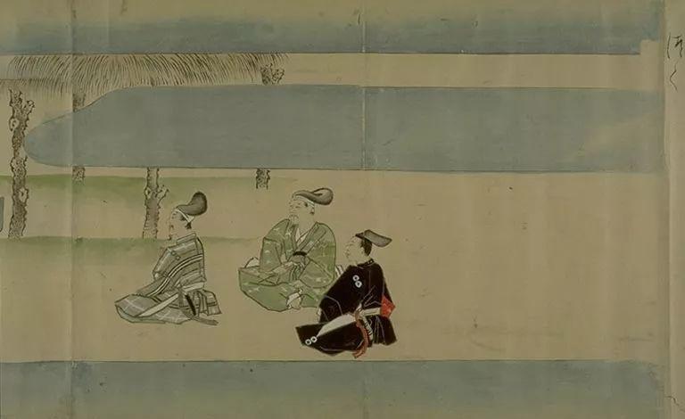 日本传世名画《蒙古袭来绘词》 第46张