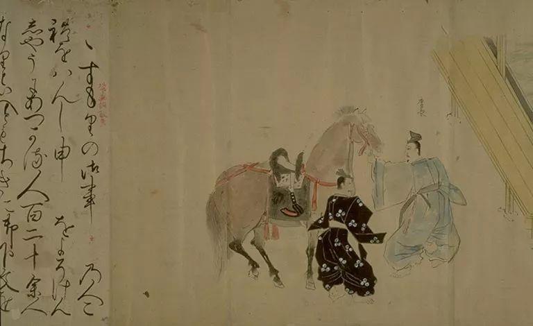 日本传世名画《蒙古袭来绘词》 第52张