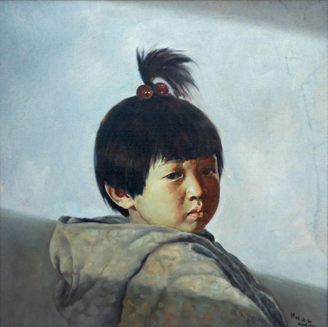 家乡美 | 科尔沁首届油画作品展部分作品(上) 第5张