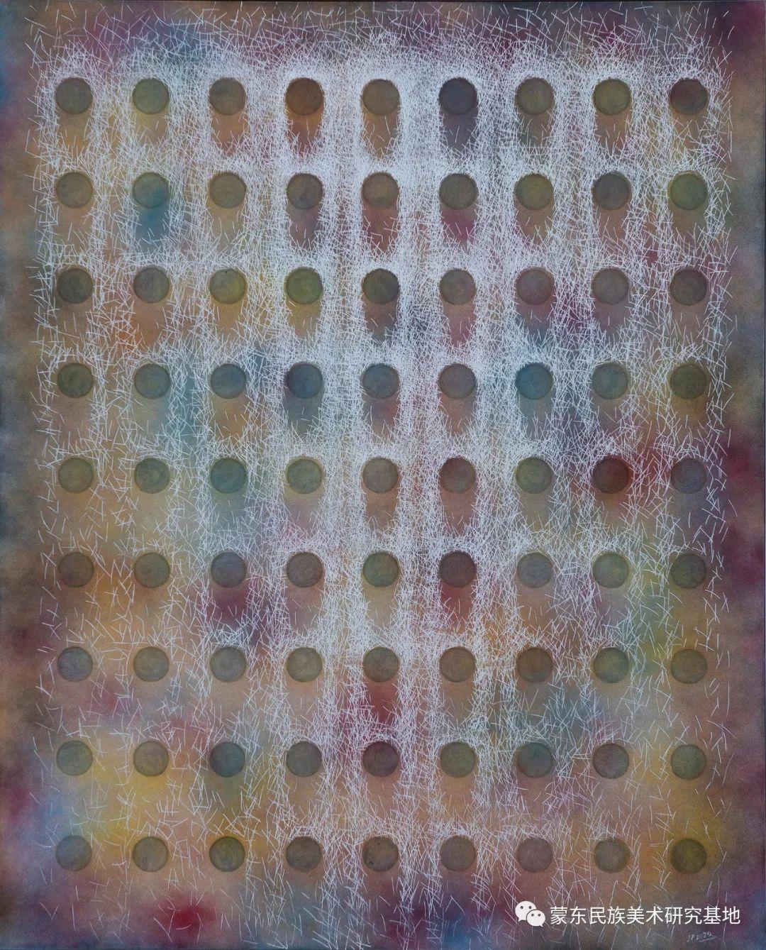 科尔沁首届油画展作品集 第36张 科尔沁首届油画展作品集 蒙古画廊