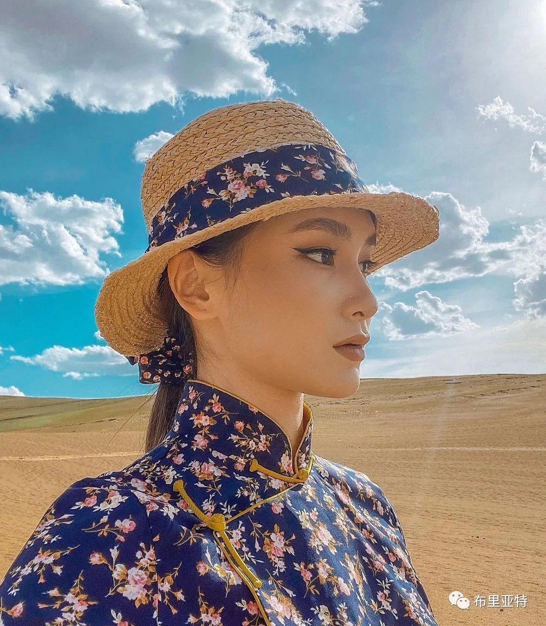 高颜值,好身材,欣赏蒙古跆拳道女神 第2张