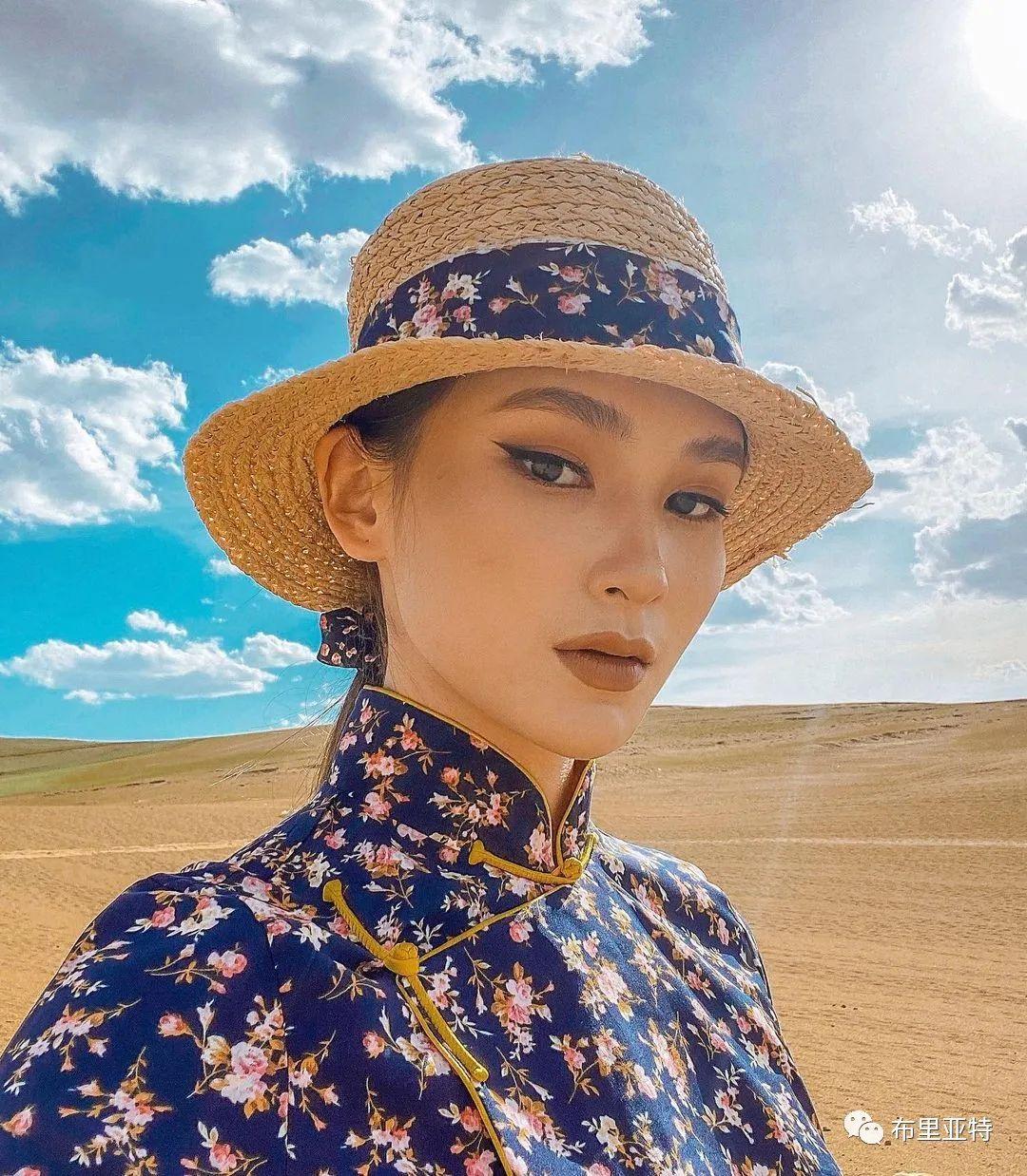 高颜值,好身材,欣赏蒙古跆拳道女神 第3张