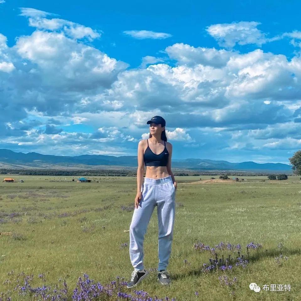 高颜值,好身材,欣赏蒙古跆拳道女神 第11张