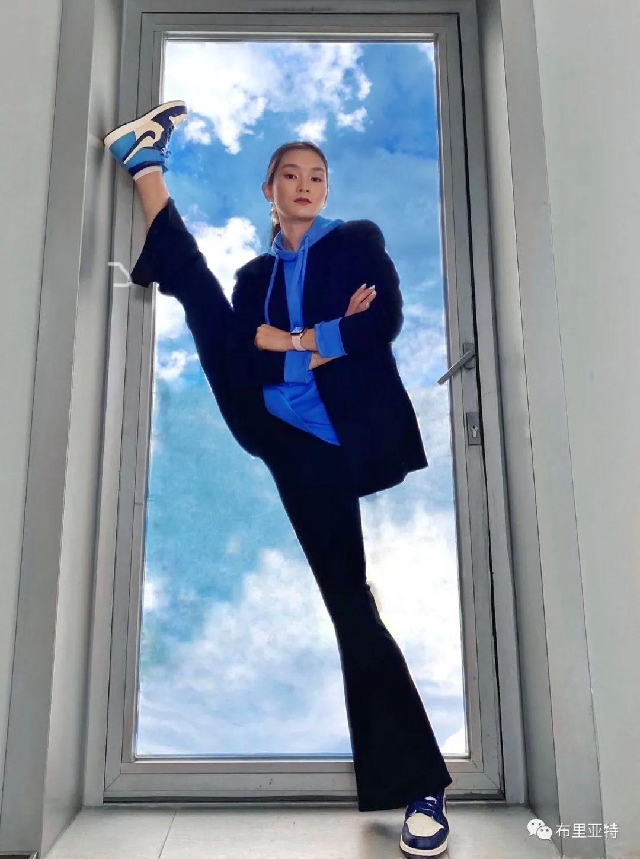 高颜值,好身材,欣赏蒙古跆拳道女神 第17张