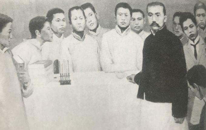 """传承内蒙古革命红色基因 凝聚""""建设亮丽内蒙古、共圆伟大中国梦""""的磅礴力量 第3张"""
