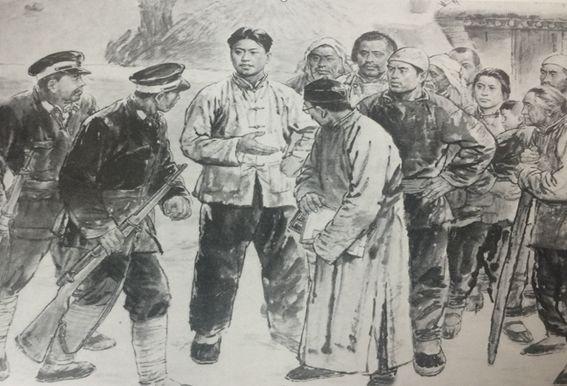 """传承内蒙古革命红色基因 凝聚""""建设亮丽内蒙古、共圆伟大中国梦""""的磅礴力量(连载二) 第13张"""